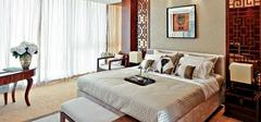 中式卧室装修,体现传统韵味!
