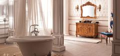 实木浴室柜怎么样,实木浴室柜防水吗?