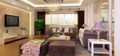 中式客厅装修之家具摆放风水