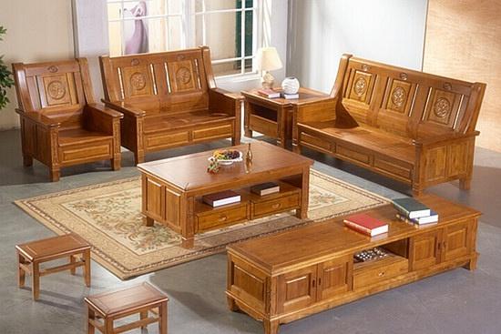 实木沙发的材质