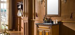 橡木浴室柜的保养方法有哪些?