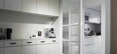 如何选择合适的厨房门?