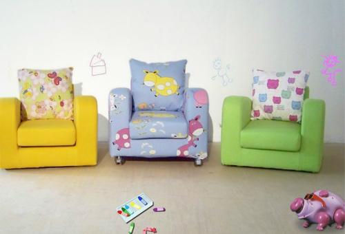 儿童沙发效果图