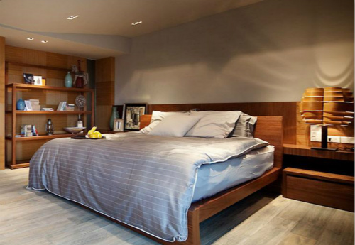 卧室家具效果图