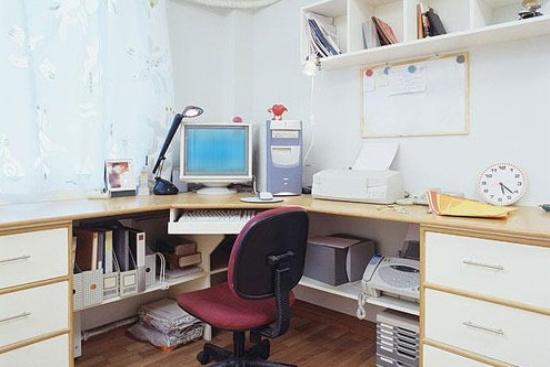 小书房装修实用技巧