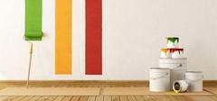 墙面涂料是如何施工的?