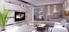 客厅装修,客厅装修材料的挑选