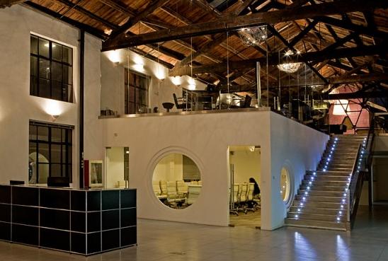 办公室loft装修效果图