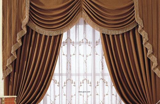 窗帘布料介绍