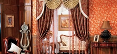 如何保养清洁欧式窗帘?
