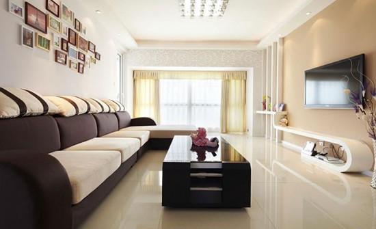 客厅装修风格