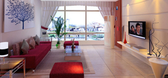 家居空间装饰,墙面色彩搭配技巧!