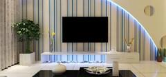 电视背景墙设计,装潢电视背景墙注意事项