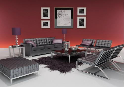 组合沙发效果图