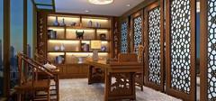 中式书房装修风格介绍