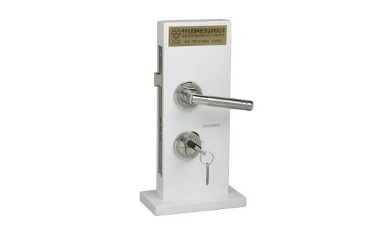 电子防盗门锁