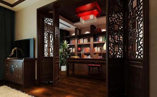 中式书房装修