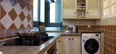 现代风格厨房装修,美观实用共存!