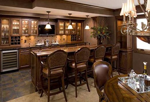 家庭酒吧装修