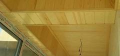 阳台安装生态木吊顶的优点有哪些?
