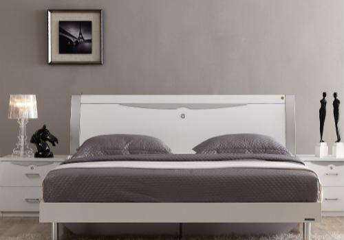 板式床效果图