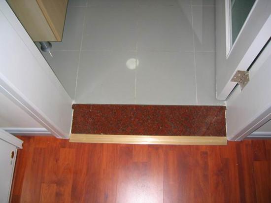 安装过门石的方法