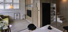 小户型loft装修,设计技巧分享!
