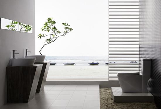 卫浴产品的保养