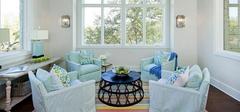 客厅装修如何选择色彩搭配?