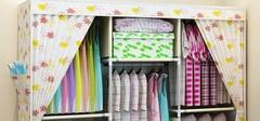 布衣柜有哪些保养方法?