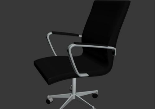 老板椅装饰效果图