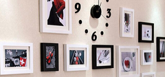 创意照片墙设计,个性表达!