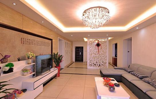 客厅水晶灯