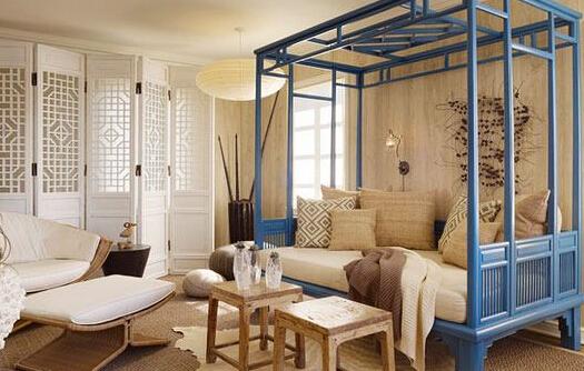 中式家具混搭风