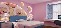 儿童房壁纸选择,结合孩子心理!