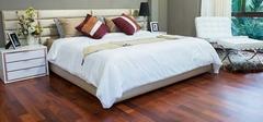 卧室铺木地板有哪些好处呢?