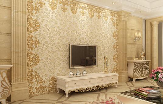 美观实用瓷砖背景墙