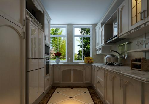 验收厨房的步骤