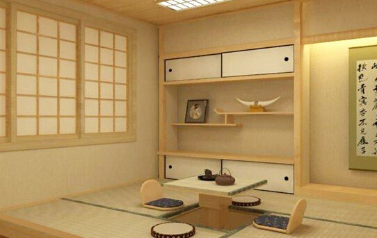 客厅榻榻米装修