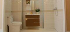 卫生间瓷砖颜色是如何搭配的?
