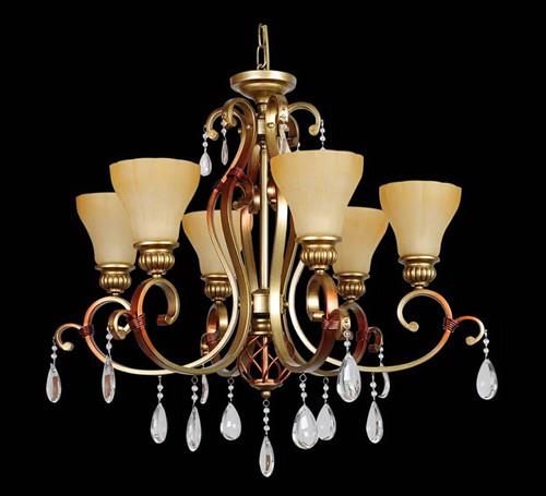 欧式复古灯具