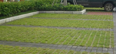 植草砖介绍,植草砖做法流程