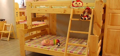 实木子母床选择,充分把握特点!