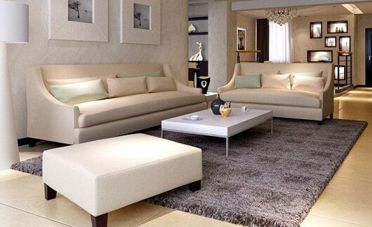 客厅沙发摆放方向