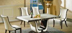 大理石餐桌的优点有哪些?