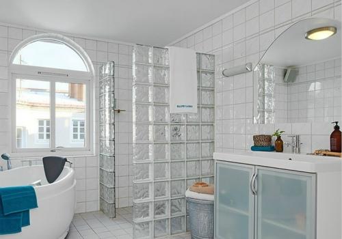 玻璃砖效果图