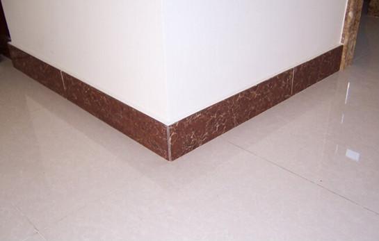 瓷砖踢脚线