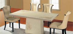 大理石餐桌的保养方法有哪些?