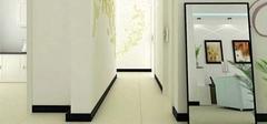 如何安装瓷砖踢脚线?