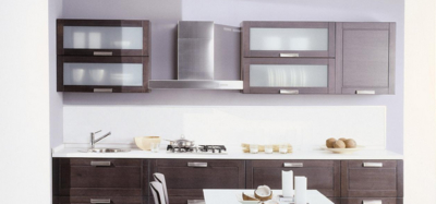 厨房装修样板间欣赏